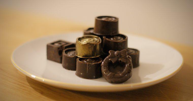 Baileys Caramel Chocolate Truffles