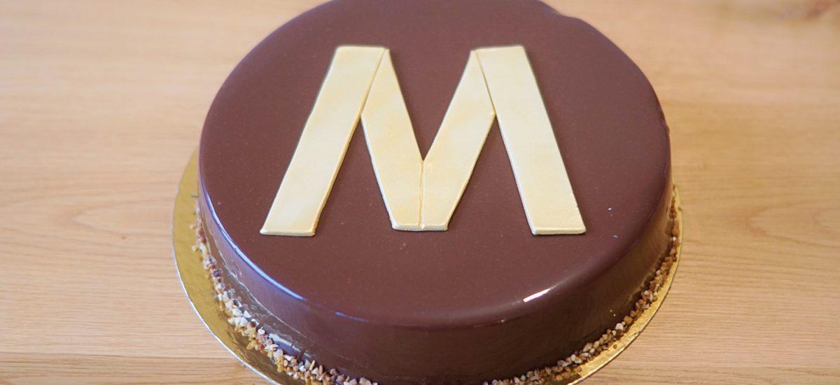 Entremet Vanille Chocolat