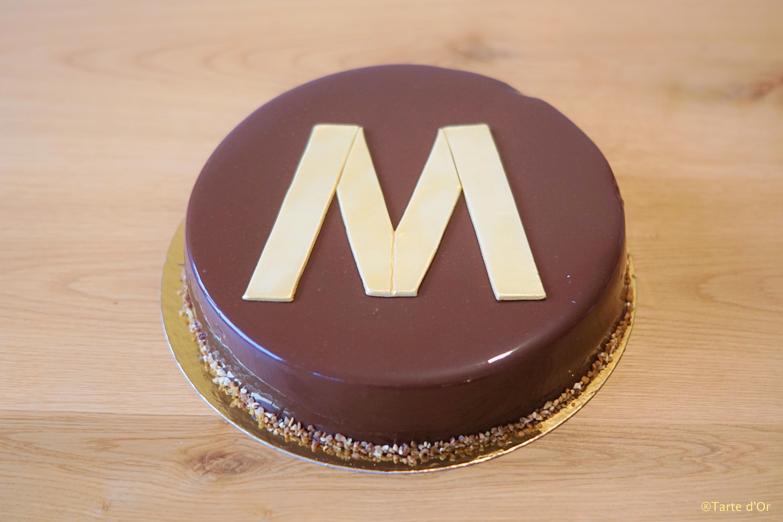Entremets Vanille Chocolat