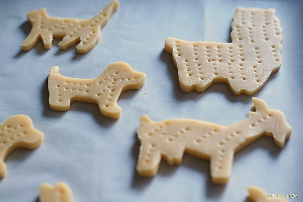 French Salted Butter Cookies